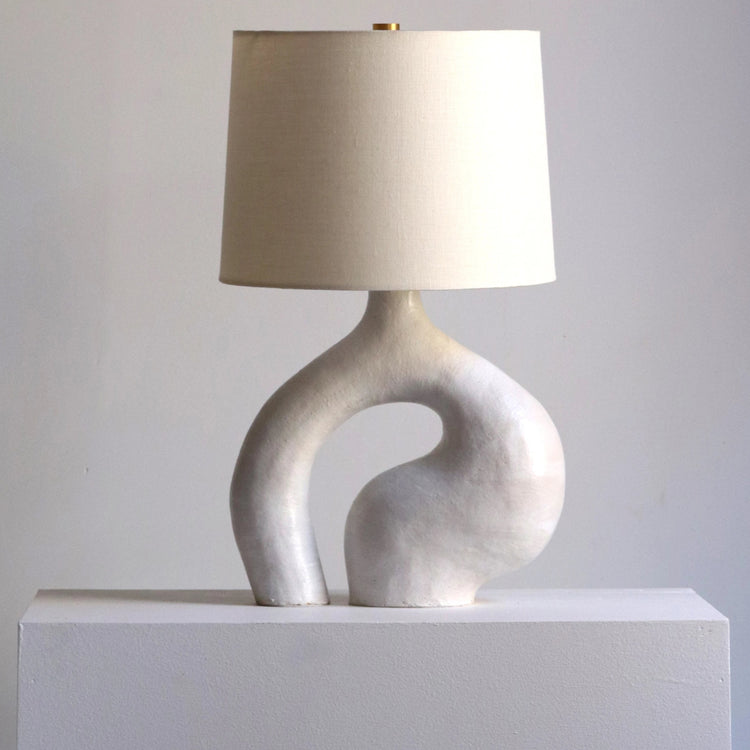 Oblong Loop Lamp