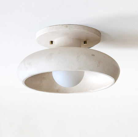 L'aviva Travertine Sconce
