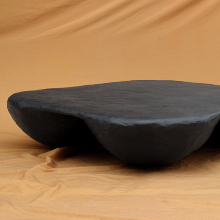 Quad Coffee Table Black