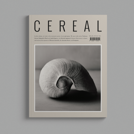 Cereal Magazine Volume. 20