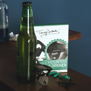 "Wall Mount""Beer Me"" Bottle Opener (2 Pack)"