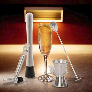 Bar Tool Essentials Deluxe