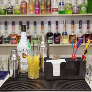 Bar Caddy (6 Compartments) – Bar Supplies Included