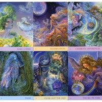 Nature's Whispers Oracle Cards + Guide book | Cartomancy | Tarot Deck | Divination | Arcana