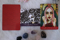 Love Your Inner Goddess  Oracle Cards + Guide book | Cartomancy | Tarot Deck | Divination | Arcana