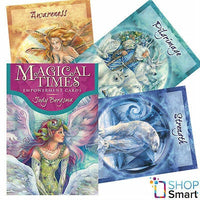 Magical Times Empowerment Oracle Cards + Guide book | Cartomancy | Tarot Deck | Divination | Arcana