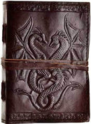 "5"" X 7"" Twin Dragon Altar Journal 