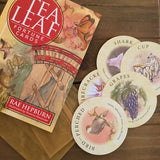 Tea Leaf fortune Oracle Cards + Guide book | Cartomancy | Tarot Deck | Divination | Arcana