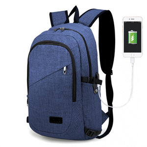 USB Business, Laptop Backpack