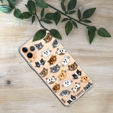 Load image into Gallery viewer, Kitty Cat Print Phone Case