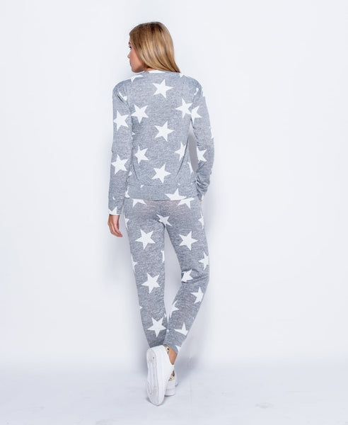 Star Loungewear Set