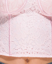 Load image into Gallery viewer, Lace Harness Bralet Top