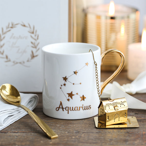 Star Sign Mug Gift Set