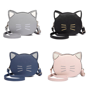 Kitty Cat Crossbody Bag