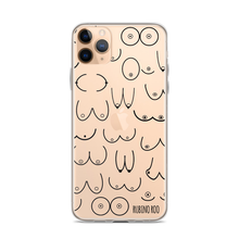 Load image into Gallery viewer, Breast Boob Print Phone Case