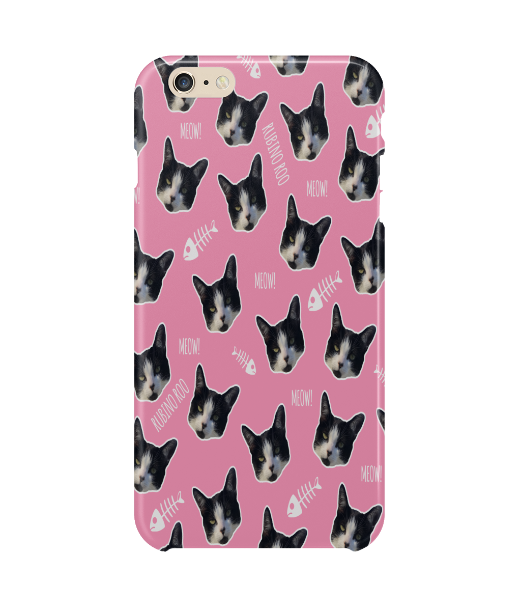Personalised Furry Friends Phone Case - iPhone