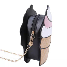 Load image into Gallery viewer, Ice Cream Cone PU Leather Bag