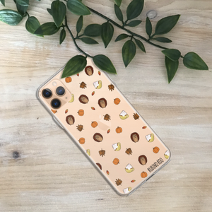 Autumn Print Phone Case