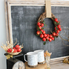 Ways to decorate your Mantel for Fall