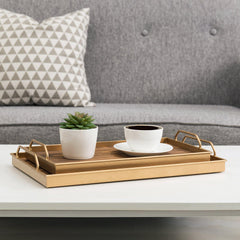 5 Ideas for Decorating with Trays