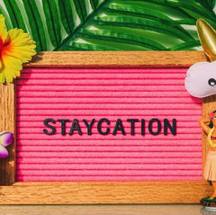Planning the Perfect Staycation At Home