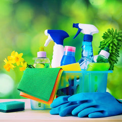 12 Simple Spring Cleaning Tips and Tricks