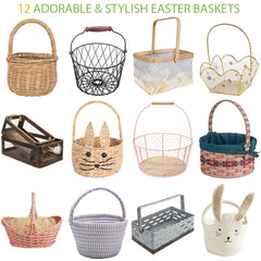 How to find the perfect Easter Basket