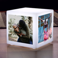 Mini LED Photo Cube