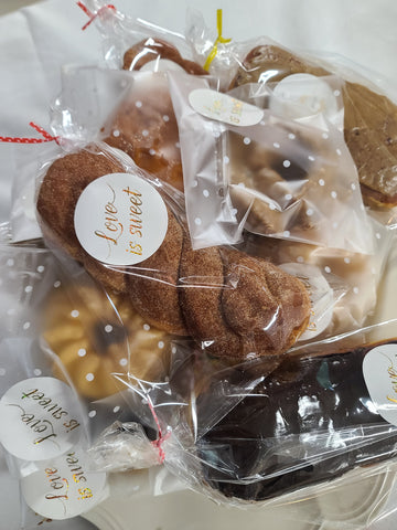 Donuts Packaged