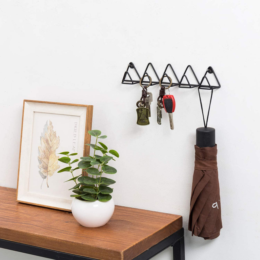 Ways to arrange keys in Entryways