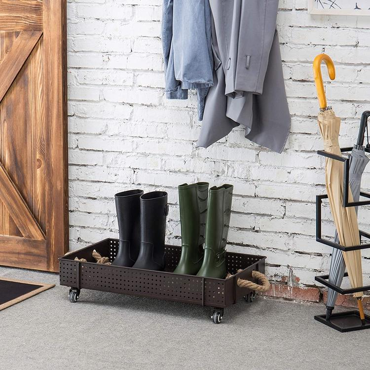 Entryway shoe organization ideas