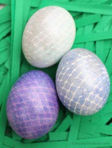 Mermaid Easter Egg Idea