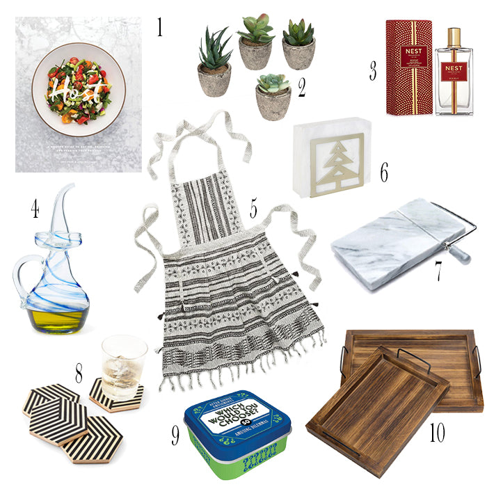 Gifts Ideas For Host and Hostess