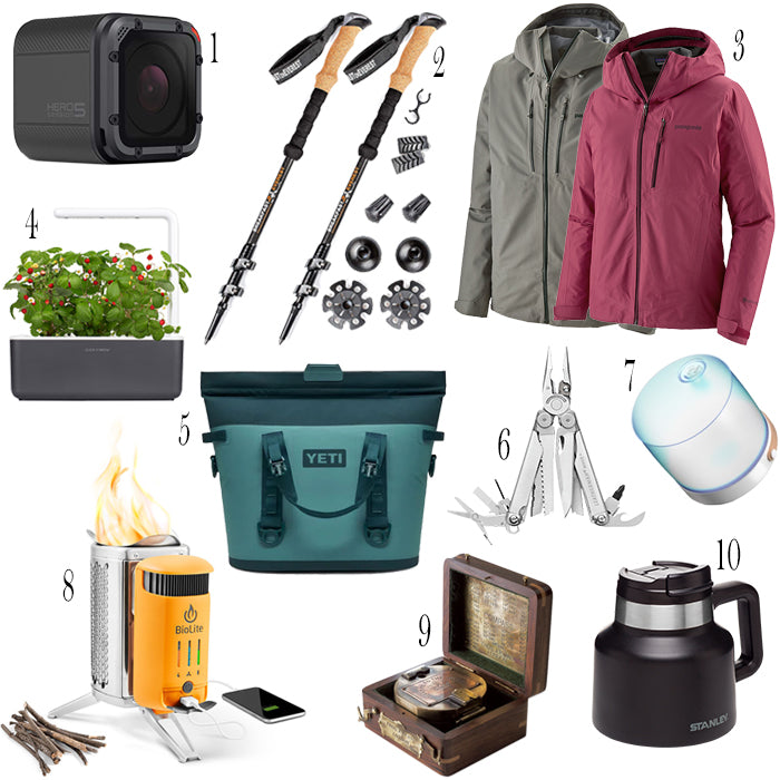 Gifts Ideas For Outdoor Person