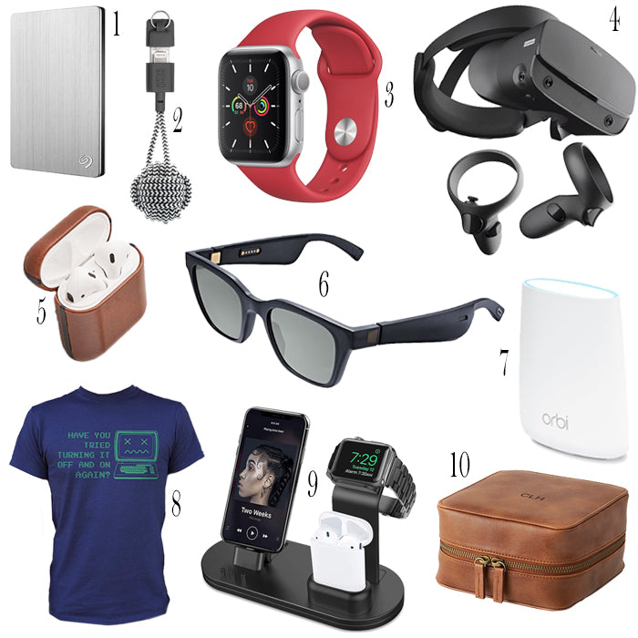 Gifts Ideas For the Gadget Geek