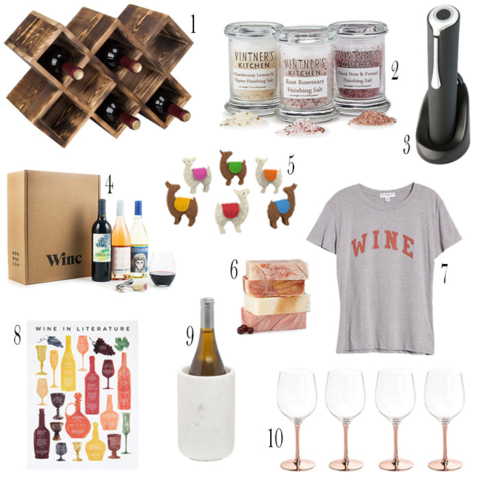 Gifts Ideas For Wine Lover