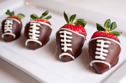 Super Bowl Strawberries