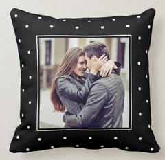 Photo Throw Pillow