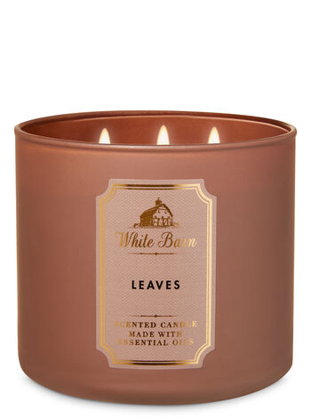 Fall and Winter Candle