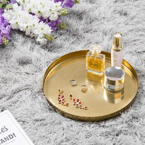 Brass Tray with Perfume