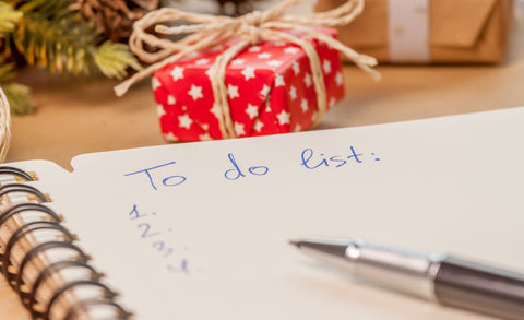 Christmas Party To Do List