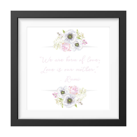 Mother's Day Quote Frame