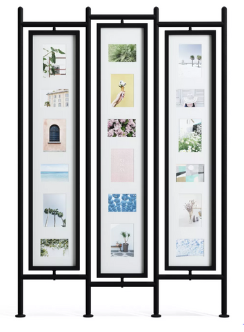 Pano Black Frame Display