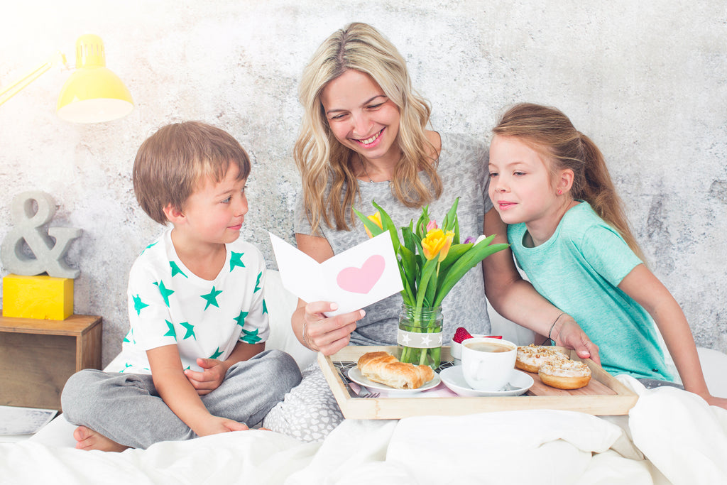Breakfast ideas for Mother's day