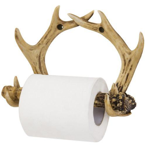 Antler Design Toilet Paper Holder-MyGift