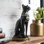 Egyptian Goddess Cat Statue