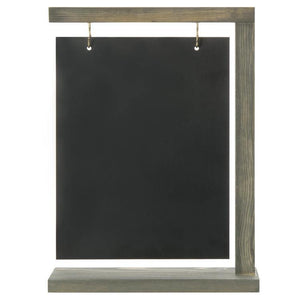 Hanging Tabletop Chalkboard Sign - MyGift