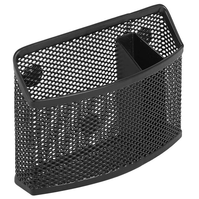 Steel Mesh Magnetic Basket for Whiteboard Markers