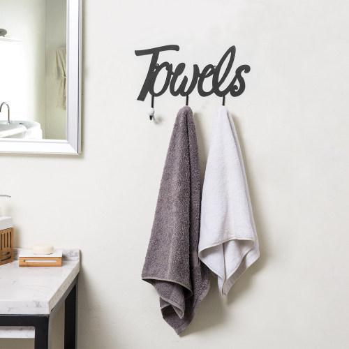 Wall Mounted Towel Hanging Rack TOWELS