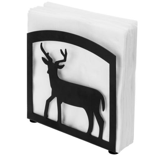 Wild Deer Design Tabletop Napkin Holder